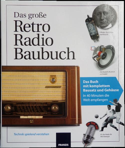Retro Radio Baubuch